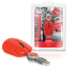 Sweex NPMI1080-03 USB-pocketmuis London