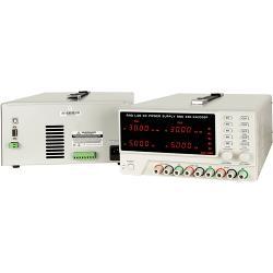 RND Lab RND 320-KA3305P Laboratoriumvoeding 3 Ch. 0...30 VDC 5 A / 0...30 VDC 5 A / 5 VDC 3 A, Programmeerbaar