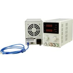 RND Lab RND 320-KD3005P Laboratoriumvoeding 1 Ch. 0...30 VDC 5 A, Programmeerbaar