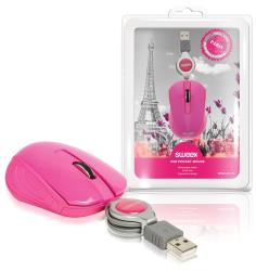 Sweex NPMI1080-09 USB-pocketmuis Paris