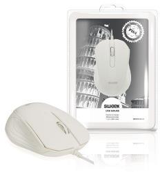 Sweex NPMI1180-01 USB-muis Pisa