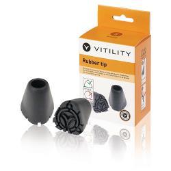 Vitility 70510110 Wandelstokaccessoire - Rubberen Tip