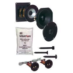 Visaton 5964 3-weg luidsprekerkit CLASSIC 200