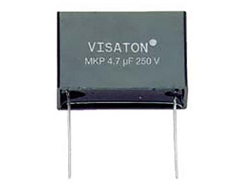 Visaton Folienkondensator 10.0, 5231 Foil capacitor