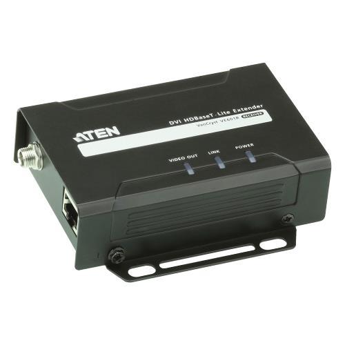 VE601R-AT-G DVI HDBaseT Lite Ontvanger 70 m
