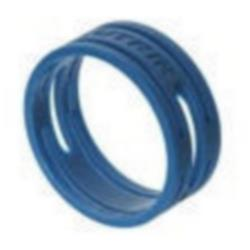Neutrik XXR-6 Colour-coded Marking Ring Blauw