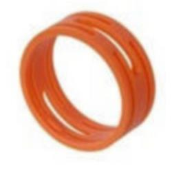 Neutrik XXR-3 Colour-coded Marking Ring Oranje