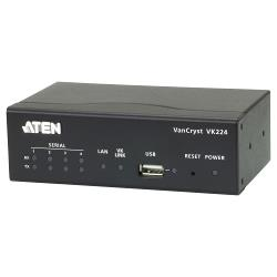 Aten VK224-AT-G 4-Poorts RS232 Uitbreidings-Unit