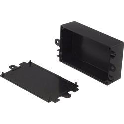 RND Components RND 455-00085 Kunststof behuizing 82 x 57 x 33 mm Zwart ABS