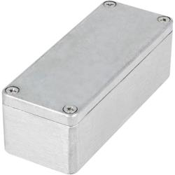 RND Components RND 455-00367 Metalen behuizing Aluminium 64 x 58 x 35 mm Aluminium IP65