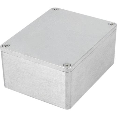 RND Components RND 455-00370 Metalen behuizing Aluminium 115 x 90 x 55 mm Aluminium IP65