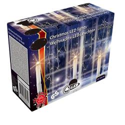 Christmas gifts 48707 Kerstverlichting 160 LED Warm Wit