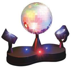 GETX 871727886521 Meerkleuren Disco Bal