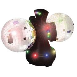GETX 871727886489 Meerkleuren Disco Bal