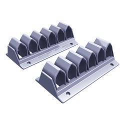 Dataflex 34302 Kabelclips 13.8 cm Zilver