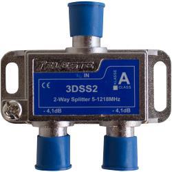 Hirschmann 695020545 CATV-Splitter 4.6 dB - 2