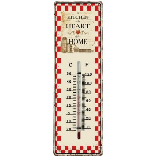 595387 Thermometer Rustic