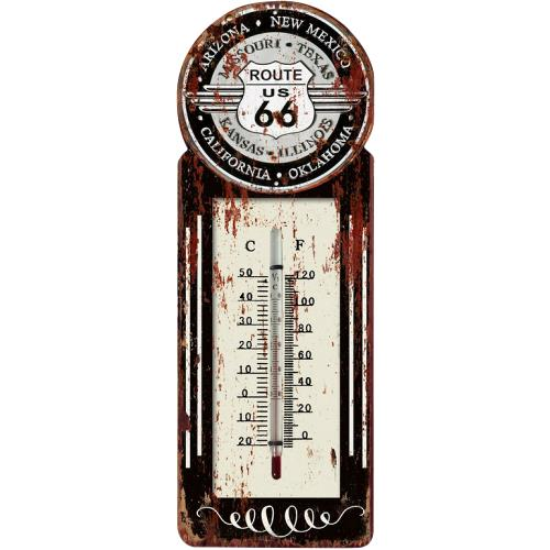 595396 Thermometer Route 66