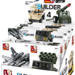 Sluban 101380596 Bouwstenen Builder