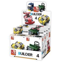 Sluban 101380597 Bouwstenen Builder