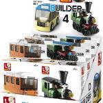 Sluban 101380598 Bouwstenen Builder