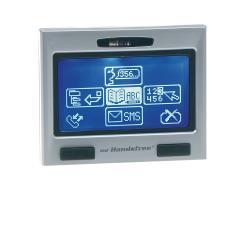 Mr. Handsfree CEL.MRH-BP Carkit Draadloos / Bluetooth / USB v2.0 Zilver/Zwart