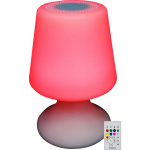 Ibiza Light LED Lamp met Luidspreker & Bluetooth groen
