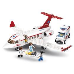Sluban M38-B0370 Bouwstenen Aviation