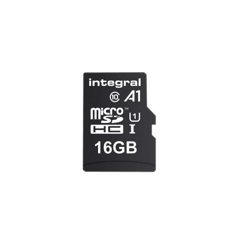 INMSDH16G10-A1 SDHC Geheugenkaart UHS-I 16 GB