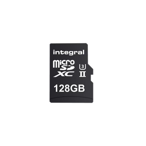 INSD128GV60 SDHC Geheugenkaart UHS-I / UHS-II 129 GB