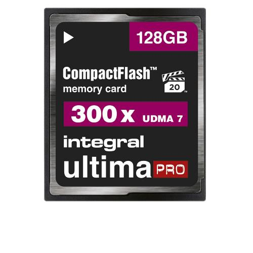INCF128G300W CF Compact Flash Geheugenkaart 6 128 GB