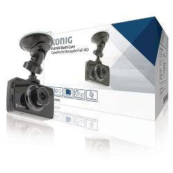 "König SAS-CARCAM30 2.4 "" Dashboard-Camera 1920x1080 @ 30fps"