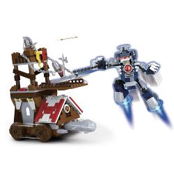 Sluban M38-B0619 Bouwstenen Legend Warriors Serie Chariot
