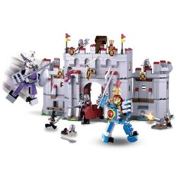 Sluban M38-B0620 Bouwstenen Legend Warriors Serie The Castle
