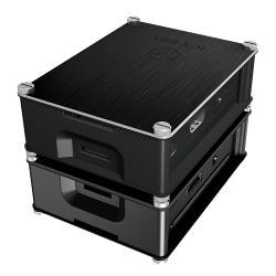 ICY BOX IB-RP102 Harde Schijf Behuizing Zwart