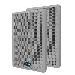 """LTC Audio SSP501F-W Extra-slanke 2-weg muurluidsprekers 5.25""""/13cm (0)"""