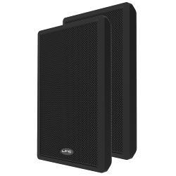 """LTC Audio SSP501F-B Extra-slanke 2-weg muurluidsprekers 5.25""""/13cm (0)"""