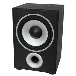 LTC Audio SW100BL Actieve bass speakers 100w - zwart (0)