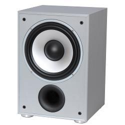 LTC Audio SW100SI Actieve bas luidsprekers 100w - zilver (0)
