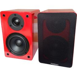 Madison MAD-BS4RE Hi-fi bibliotheek speakers 60w (0)