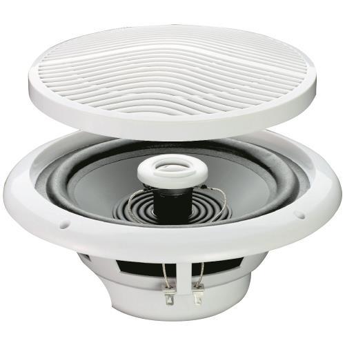 """LTC Audio SWR6004 2-weg stereo luidsprekers waterproof 6 """"/ 16cm-120w (3)"""