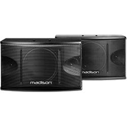 "Madison MAD-KS450 Karaoke luidsprekerboxen 10""/25cm - 150w (0)"