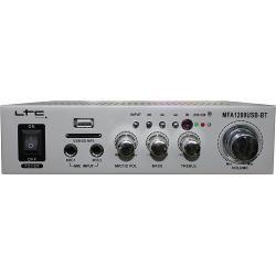 LTC Audio MFA1200USB-BT-SI Karaoke versterker 2 x 50w (0)