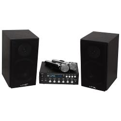LTC Audio KARAOKE-STAR4-MKII All-in-1 karaoke set met bluetooth / usb 2 x 75w (0)