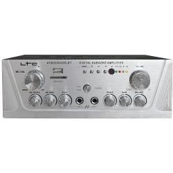 LTC Audio ATM2000USB-BT Stereo versterker met karaoke, usb/sd/mp3 & bluetooth (0)