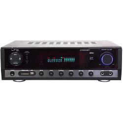 LTC Audio ATM6500BT 5.0 hifi versterker met bluetooth & karaoke 2 x 50w + 3 x 20w (0)
