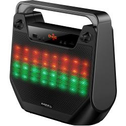 "Ibiza Sound FREESOUND40-BK Stand-alone actieve 4"" luidspreker met bluetooth, usb, sd & led paneel (0)"