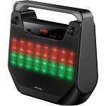"Ibiza Sound FREESOUND40-BK Stand-alone actieve 4"" luidspreker met bluetooth, usb, sd & led paneel (0)"