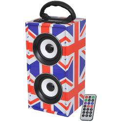 LTC Audio FREESOUND-UK Stand-alone luidspreker met usb/sd/aux/bluetooth/fm (0)
