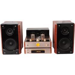 Madison MAD-TA20BT Vintage audio madison systeem 2 x 40w rms (0)